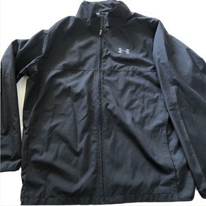 Under Armour Full Zip Vital Woven Warm Up Jacket